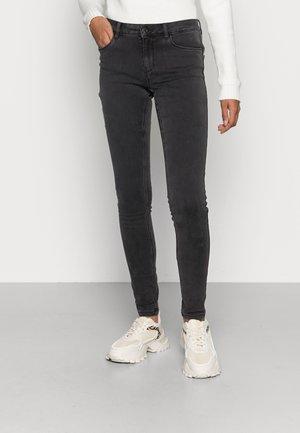 VMSEVEN - Jeans Skinny - dark grey denim