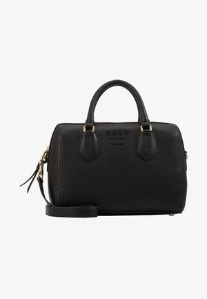 NOHO MEDIUM SPEEDY SATCHEL - Bolso de mano - black