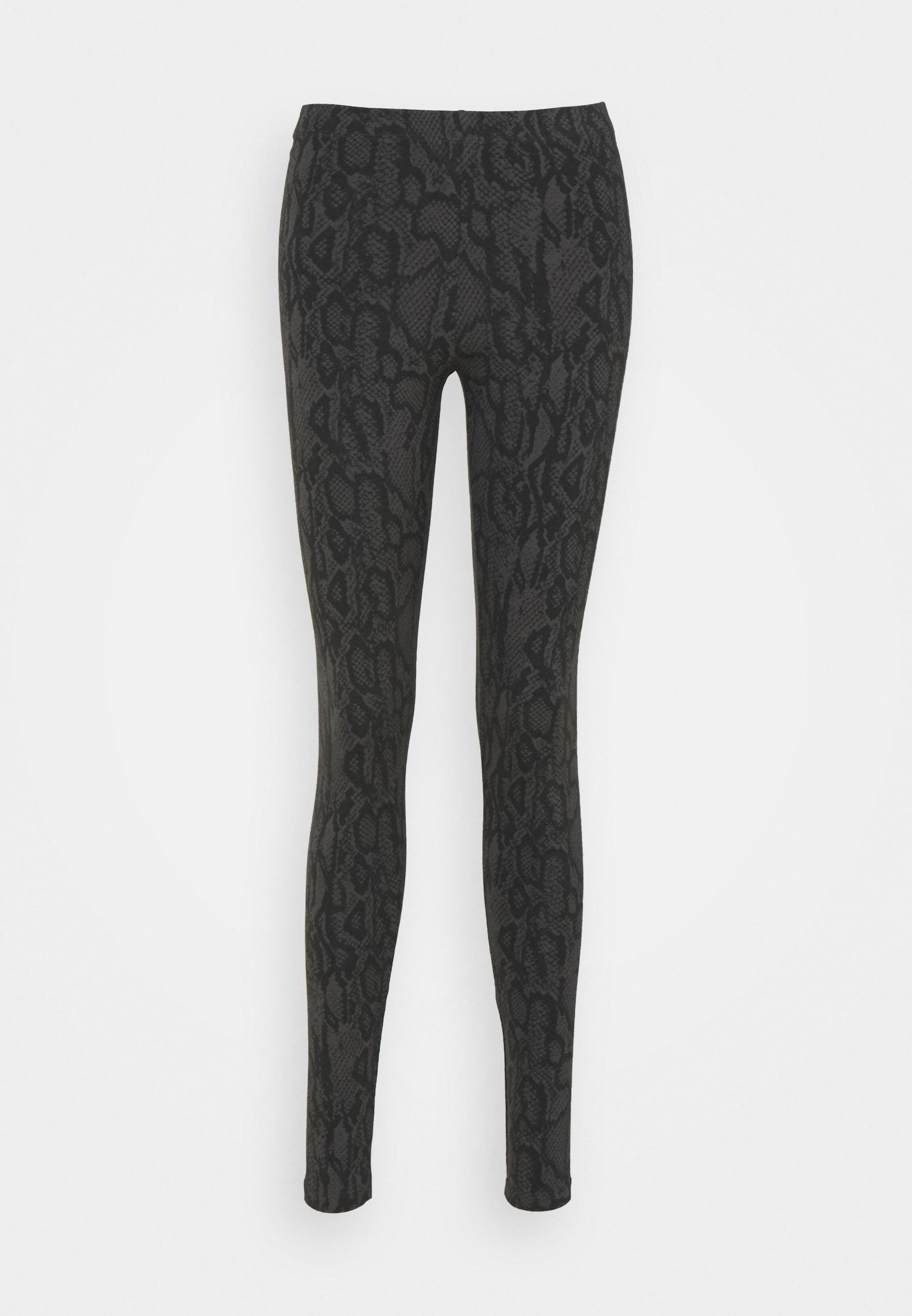 Women NMKERRY ANILLA   - Leggings - Trousers