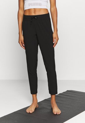 STUDIO PANT - Jogginghose - black