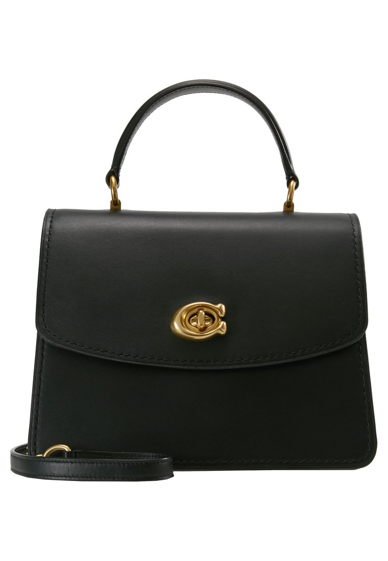 PARKER TOP HANDLE - Handbag - black