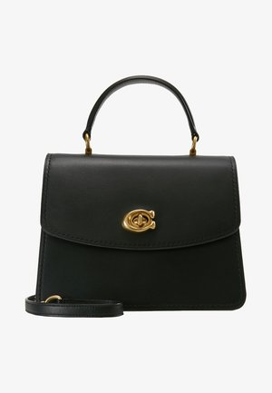 PARKER TOP HANDLE - Handtasche - black