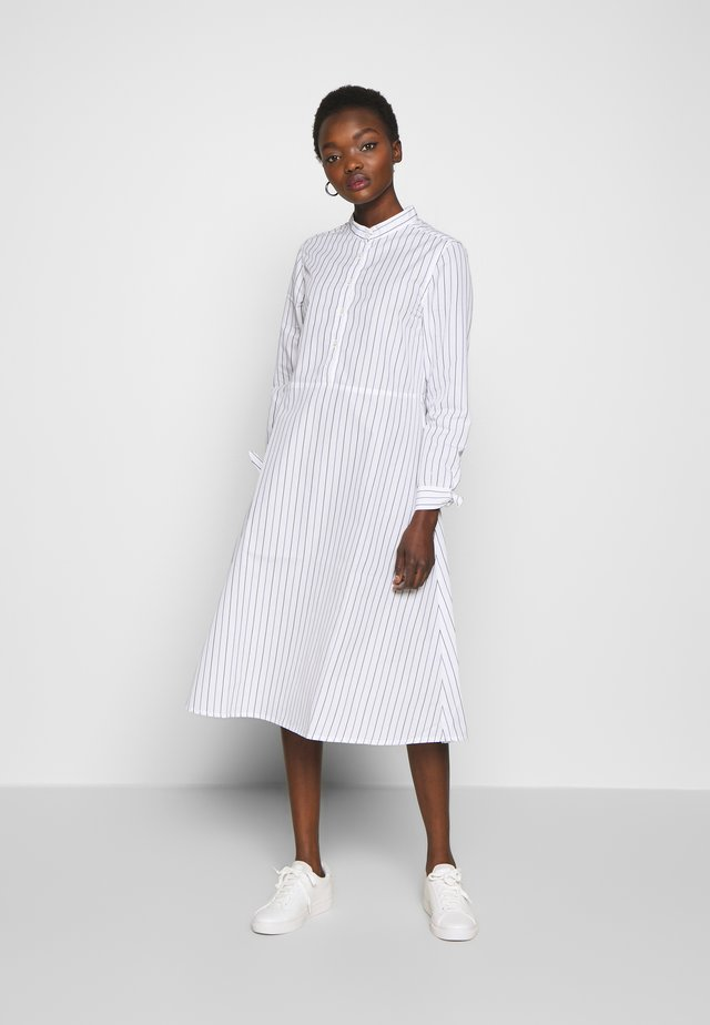 ALASKA - Shirt dress - white