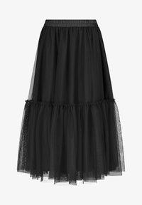 Nicowa - A-line skirt - schwarz - 3