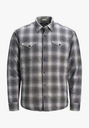 Overhemd - grey melange