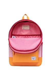 Herschel - School bag - candy pink reflective/blazing orange reflective/red light - 3
