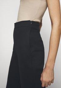 Filippa K - JANNIE TROUSER - Kalhoty - black - 5
