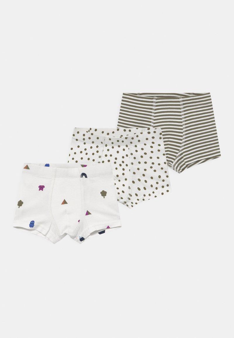 ARKET - 3 PACK - Underkläder - offwhite