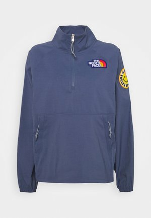 PRINTED CLASS WINDBREAKER - Training jacket - vintage indigo
