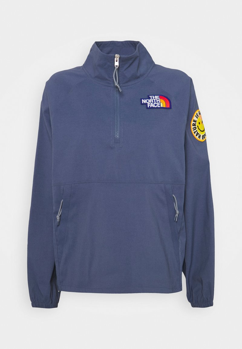 The North Face - PRINTED CLASS WINDBREAKER - Training jacket - vintage indigo