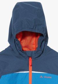 Vaude - TURACO UNISEX - Outdoor jacket - radiate blue - 4