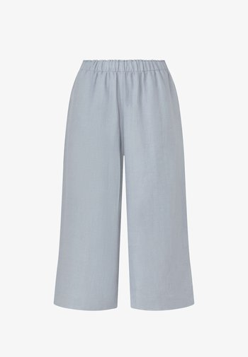WAFFLE  - Pyjama bottoms - light blue