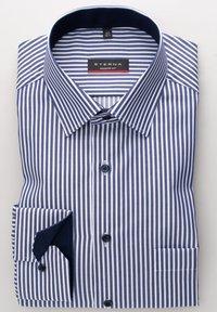 Eterna - FITTED WAIST - Formal shirt - dark blue - 4