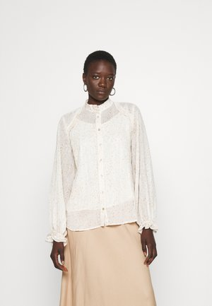 VERVAIN SABELL SHIRT - Blouse - offwhite