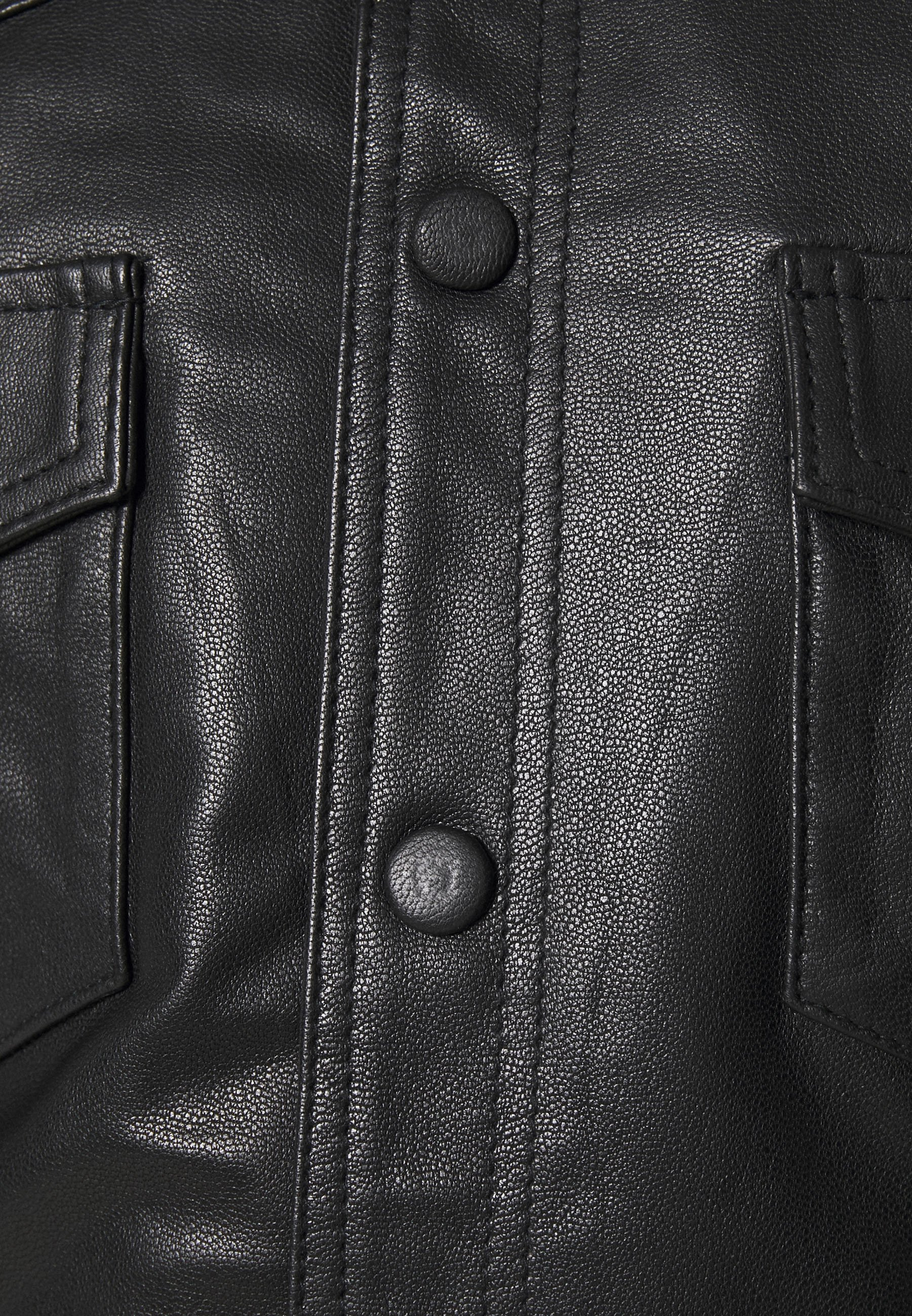 Shop For Wholesale Tiger of Sweden Jeans TITO - Leather jacket - black   men's clothing 2020 4RLVg