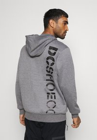 DC Shoes - VERSE - Hoodie - frost gray - 2