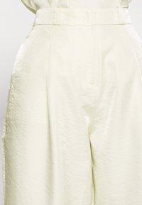 Stella Nova - Spodnie materiałowe - sweet yellow - 3
