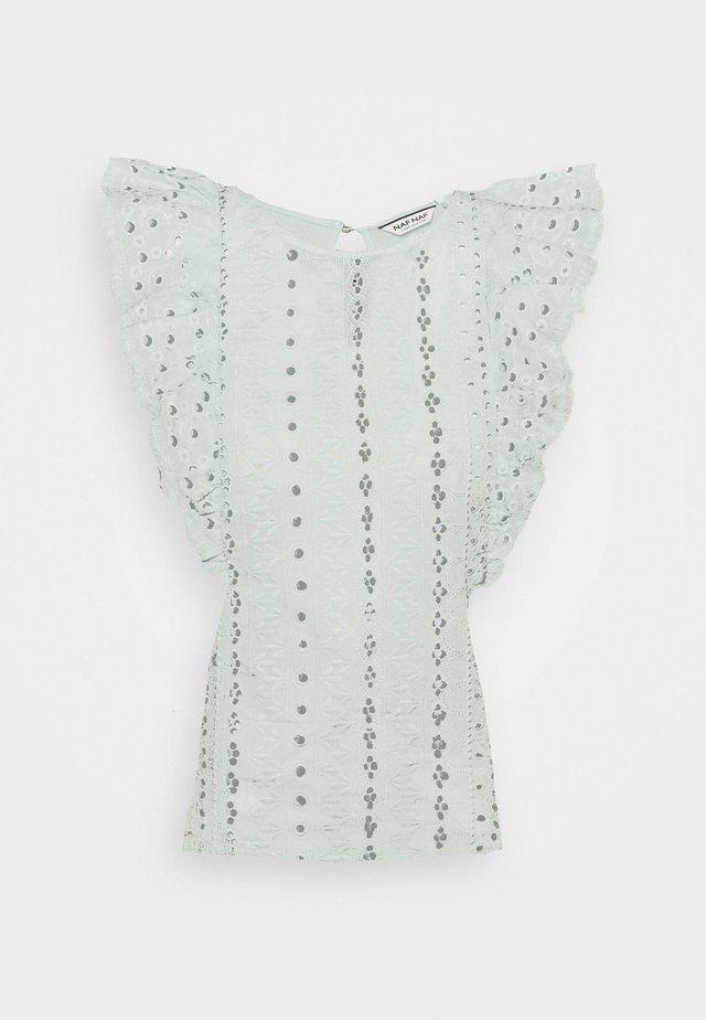 OPHILOMENE - T-shirts print - menthe
