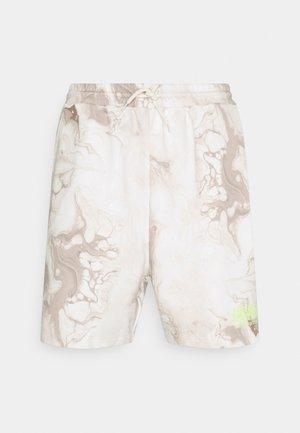 FORCE OF NATURE UNISEX - Shorts - beige