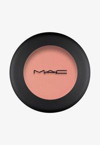 MAC - POWDER KISS EYESHADOW SMALL EYESHADOW - Eye shadow - strike a pose - 0