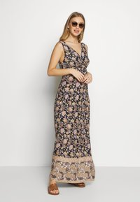 LASCANA - MAXI DRESS - Complementos de playa - anthra bedru - 1