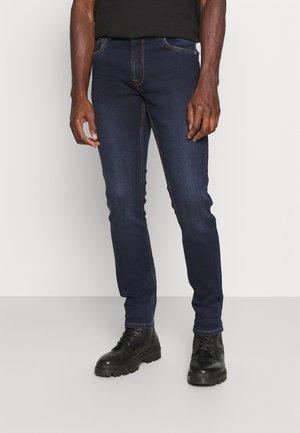 TULIO JOY HYBRID - Straight leg jeans - dark blue denim