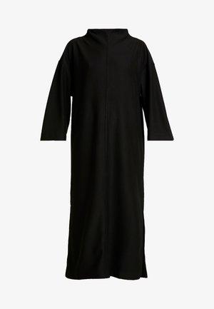ARYA DRESS - Jersey dress - black dark unique