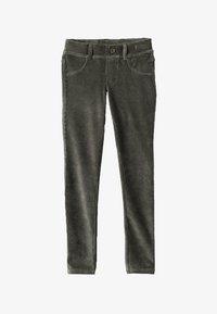 Benetton - TROUSERS - Pantaloni - khaki - 2