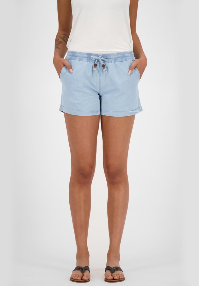 JANEAK - Denim shorts - light denim