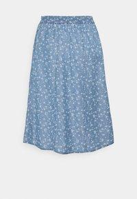 VILA PETITE - VIFLIKKA MIDI SKIRT - A-line skirt - medium blue - 1