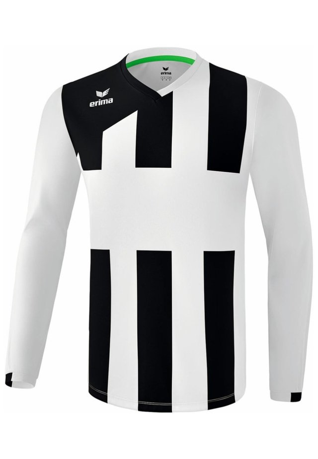 TRIKOT SIENA 3.0 LANGARM KINDER - Funktionsshirt - white/black