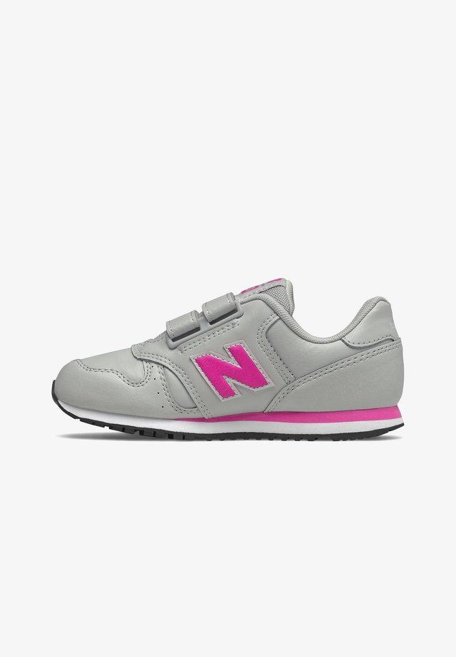 Sneakers basse - grey/pink