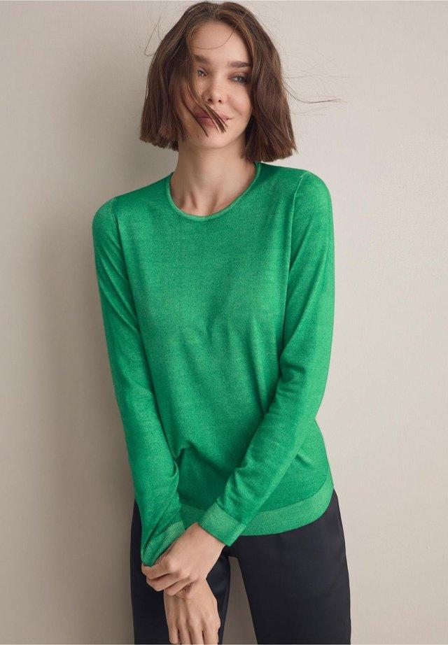 Jumper - grün - 8581 - verde prato