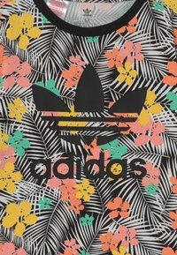 adidas Originals - TEE - T-shirt print - black/multicolour - 3