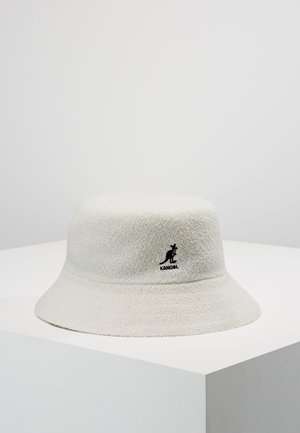 BERMUDA BUCKET - Hatt - white