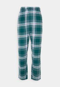 Hunkemöller - CHECK SET - Pyjama - atlantic deep - 4