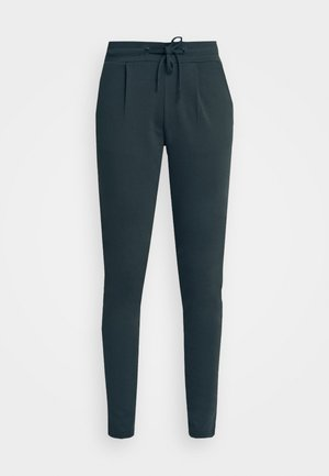 KATE  - Tracksuit bottoms - darkest spruce