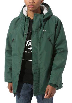 MN WATERMAN MTE - Light jacket - pine needle