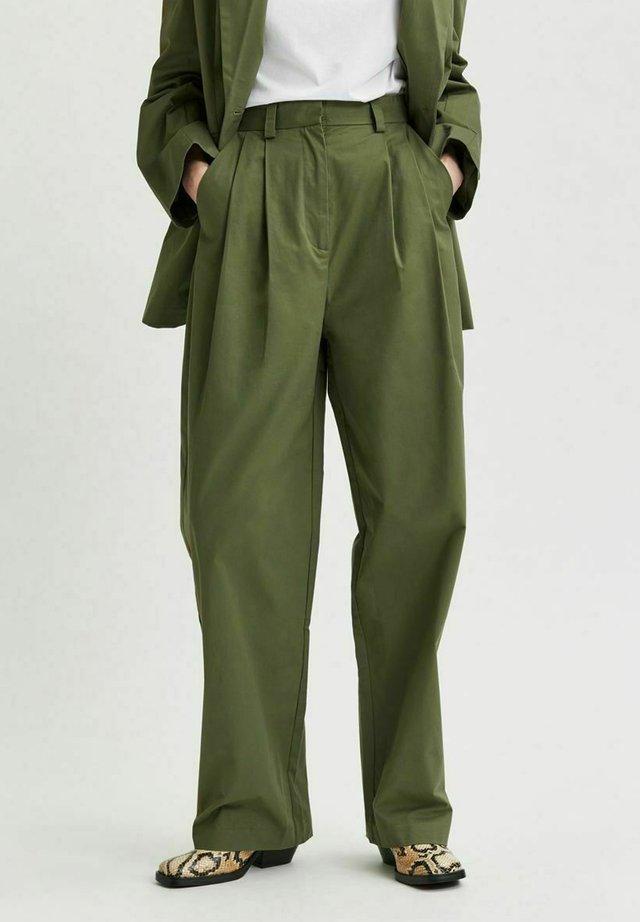 Bukser - laurel green