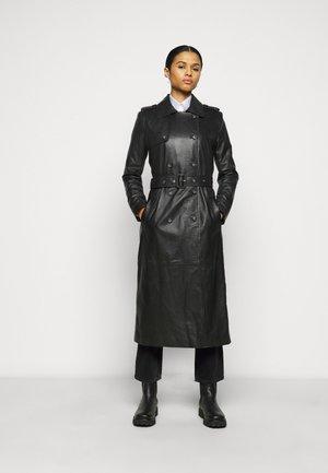MAGNAR - Trenchcoat - black