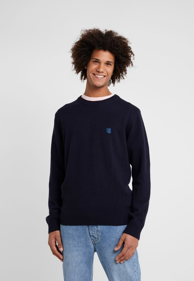 GRANT - Jumper - dark navy