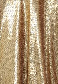 Bardot Junior - SEQUIN DRESS - Cocktailkjole - gold - 2
