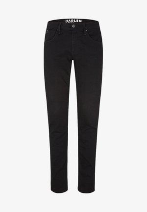 HARLEM SOUL CLE-VE  - Straight leg jeans - black