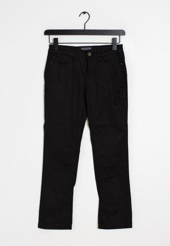 Trousers - black