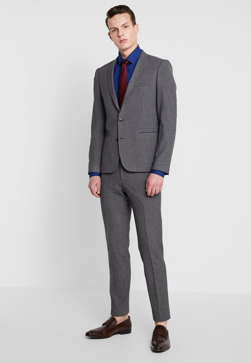 Viggo - VOSS SUIT - Kostym - charcoal