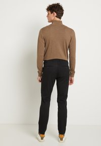 Selected Homme - SLHSLIM-MILES - Chino - black - 3