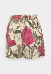 Desigual - PANT ETNICAN - Shorts - multi-coloured - 4