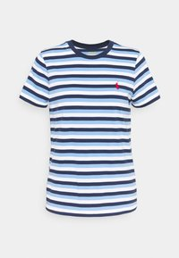 Polo Ralph Lauren - Print T-shirt - navy - 4