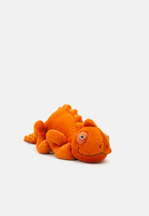 VIVIDIE CHAMELEON UNISEX - Cuddly toy - orange