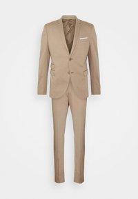 Neil Barrett - TRAVEL FITTED SLIM SUIT - Costume - dark safari - 10